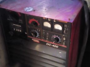 Сварочный источник Idealarc DC-400 (DC 400) Lincol
