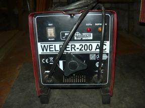 сварочный аппарат Ranger welder - 200 AC