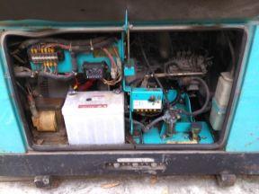 Сварочный генератор TLW300SSK