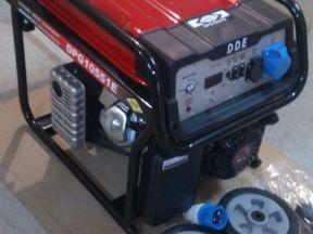 Генератор бензиновый DDE DPG10551E