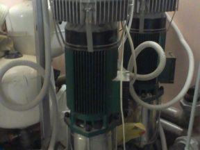 Вертикальный насос DAB KVC 60-120 T с vasco 214