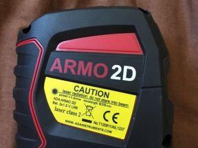 Лазерный уровень armo 2D