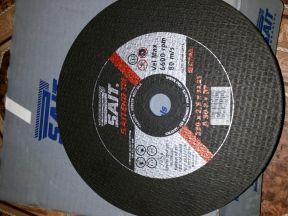 Круг отрезной saiteko по металлу 230х2,5х22,2 A30P