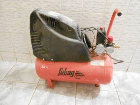 Передвижной компрессор Fubag OL 195/24 CM 1,5