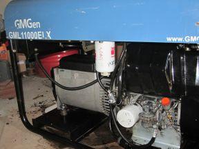 дизельный генератор GML11000ELX