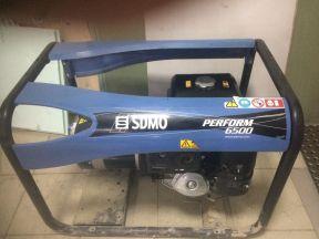 Однофазный бензиновый генератор sdmo Perform 6500