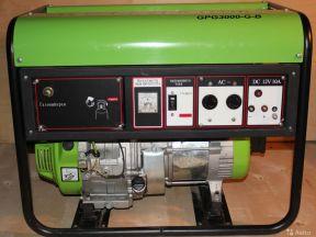 Газовый генератор CC-3000 б/у