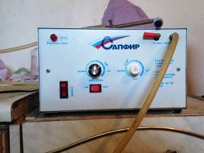 компрессор и горелка (бензин) ювелирные