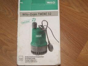 Дренажный насос wilo Drain TM (W) 32