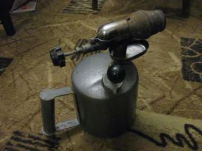 Паяльная лампа СССР