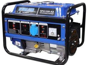 Генератор Etalon RPG1500-AA, 1 кВт