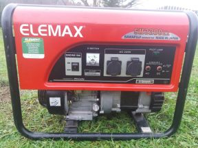 Бензиновый генератор Хонда Elemax SH 3200 EX-Р