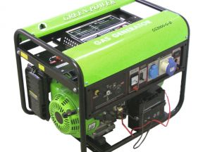 Газовый генератор cc 5000-G-B