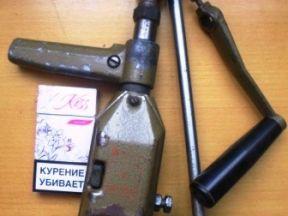 Дрель бокорезы клещи шкраберы СССР