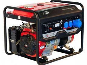Генератор бензиновый Elitech сгб 8000Е - новый