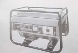 Бензопропановый генератор BN 3000-LHG