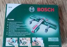 Bosch PLS 300. Рабочий стол