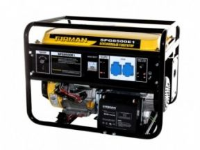 Генератор бензиновый Firman SPG 8500 E1 6,5кВт