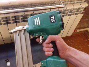 Пистолет гвоздезабивной пневматический ST-64C