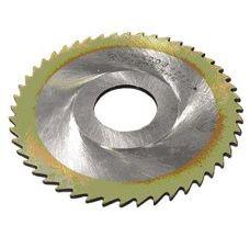 Фреза дисковая отрезная ф 80х2 мм Р18