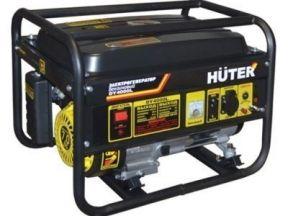 Генератор бензиновый Huter DY4000L, новый
