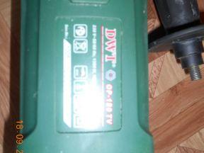 Шлифовальная машина-dwt op-180tv