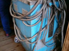 Трансформатор сварочный тдм-503 медь