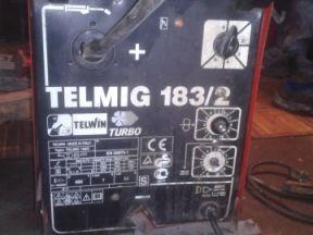 Сварочный полуавтомат Telwin 183/2 Турбо