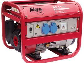Генератор бензиновый Fubag BS 1100 (Германия)