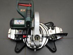Торцовая циркулярная пила Metabo Ks 216m Lasercut