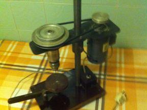 Сверлильный станок для домашней мастерской