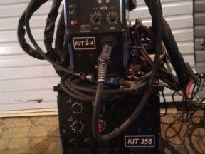 сварочный полуавтомат kuhtreiber KIT-358 С