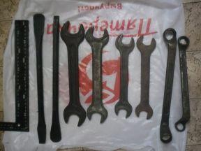 Ключи,плашки,плашкодер-ли,метчики,полотно по мет-у