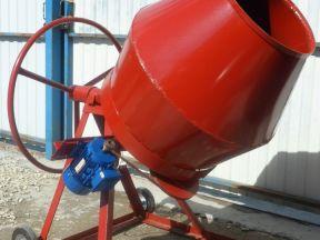 Бетономешалки от 120 до 250 литров, доставка