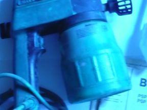 Краскопульт ручной электрический бош