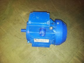 Электродвигатель аир на 1350 об/мин. 220В/380В
