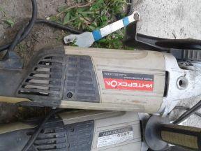 Машина шлифовальная угловая Интерскол ушм-230/2600