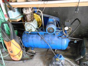 Компрессор 2-х цилиндровый К-24, 70 литров, 380в