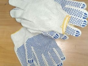 перчатки 4х и 5ти нитки оптом