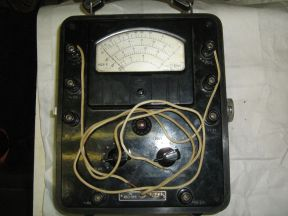 "Мультиметр, тестер ""аво-5М1"""