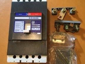 Автоматический выключатель ва 99-400/400А