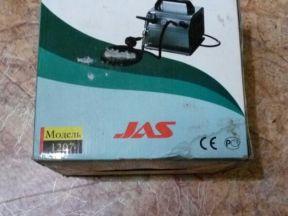 Миникомпрессор JAS 1207 и аэрограф