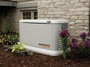 Газовый генератор Generac 5.6 - 400 кВт, Honeywell