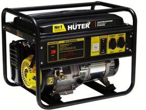 Генератор Huter DY6500l, 5.5 кВт