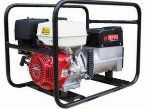 Cварочный генератор Europower EP 200Х2