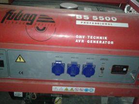 Бензиновый электрогенератор пермь