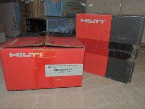 Диск отрезной по металлу hilti - 180х2,5х22,23 мм