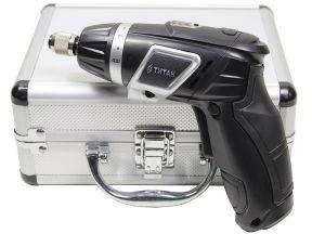 Аккумуляторная отвертка с подсветкой