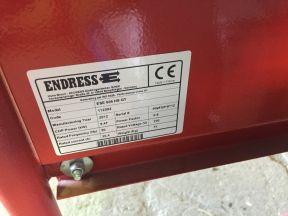 Бензогенератор endress ESE 606 HS-ГТ