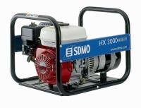 Бензиновый генератор (электростанция) sdmo HX3000C